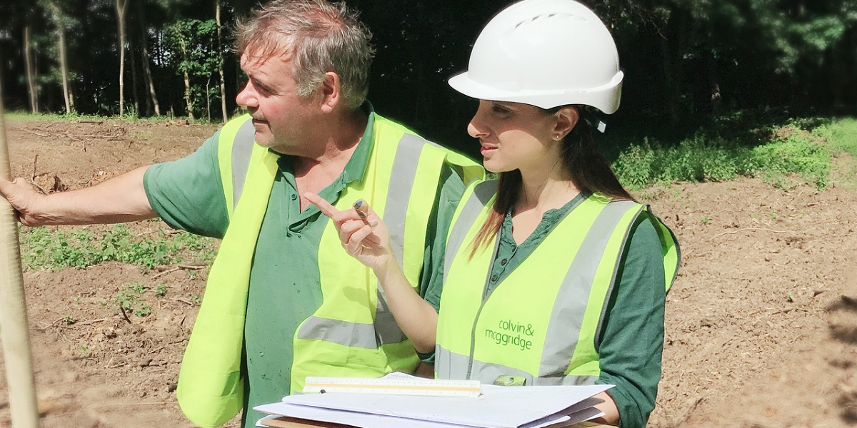 Apprenticeship opportunities in the landscape profession