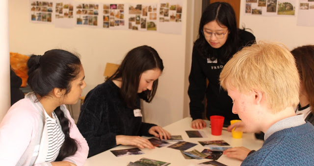 Student blog: Highlights from #LI90 'Shape My City' workshop