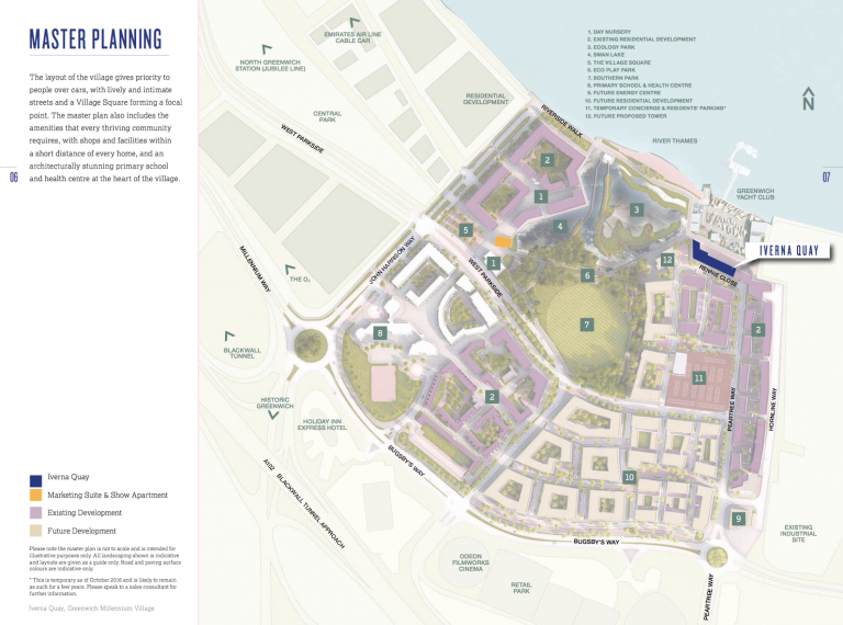 LI Student Travel Award: Community Design for Greenwich Millennium Village